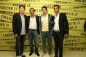 Do Won Chang (CEO of Forever 21), Timmy Sarna (DLF Brands MD), Siddharth Malhotra and Jatin Malhotra (Director of Expansion)