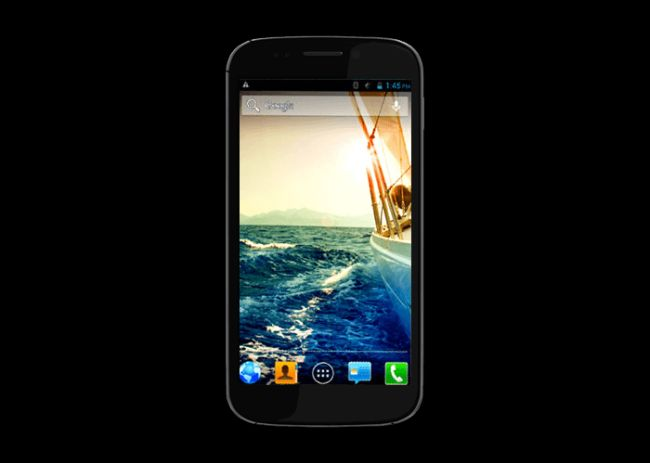 Micromax Canvas 4