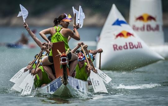 Red Bull Dragon Roar 2013 - Hong Kong