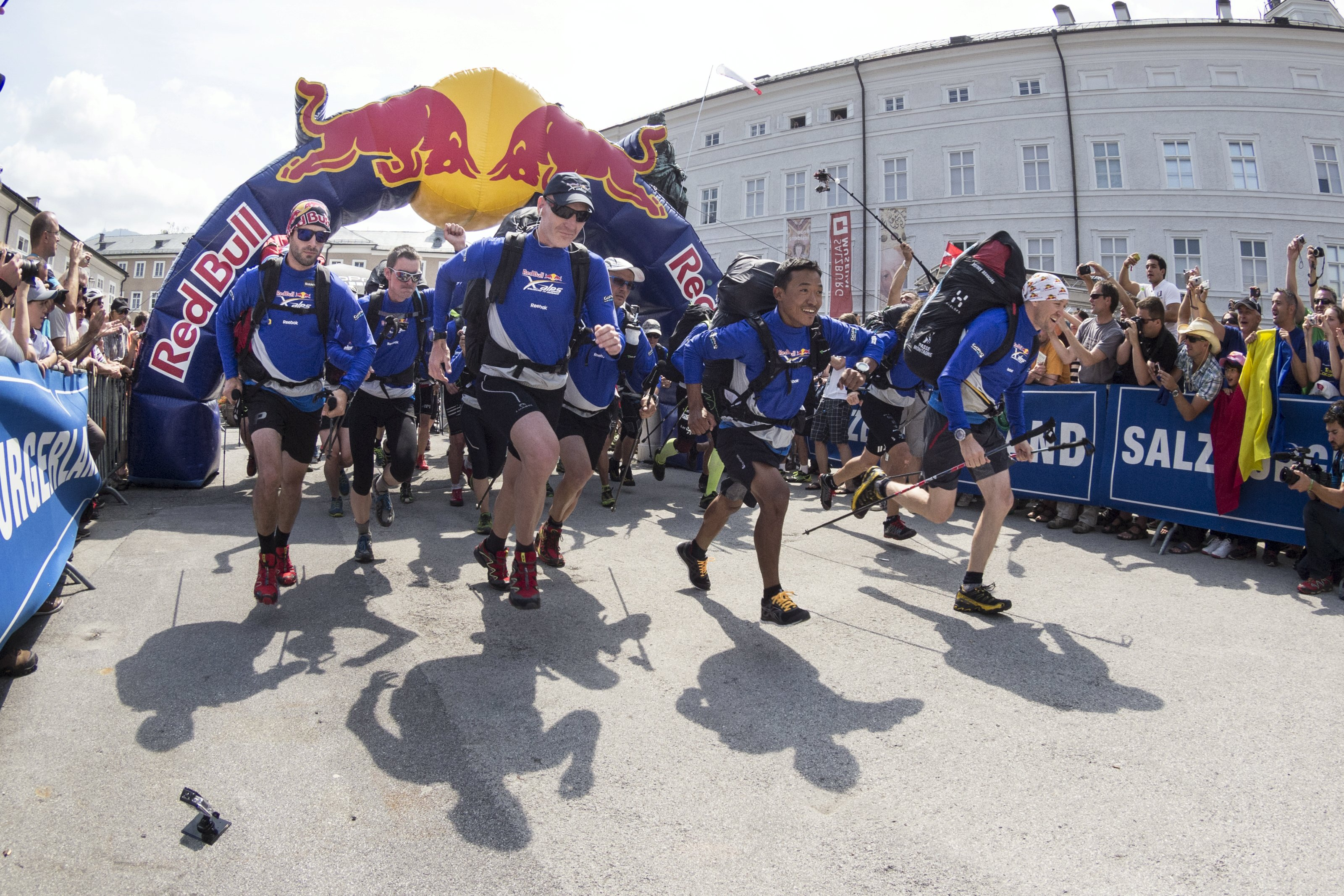 Red Bull X-Alps 2013 - The World