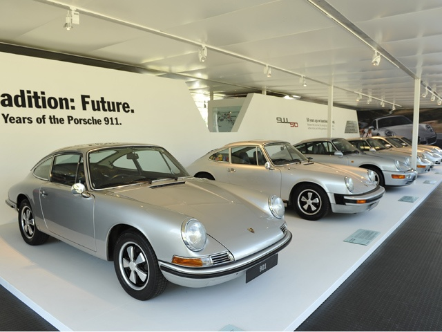 Porsche at the Goodwood Festival of Speed