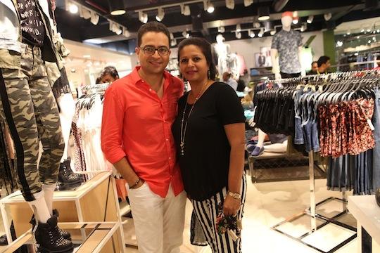 Sanjay Kapur, Priya Paul