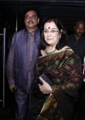 Shatrughnan Sinha, Poonam Sinha