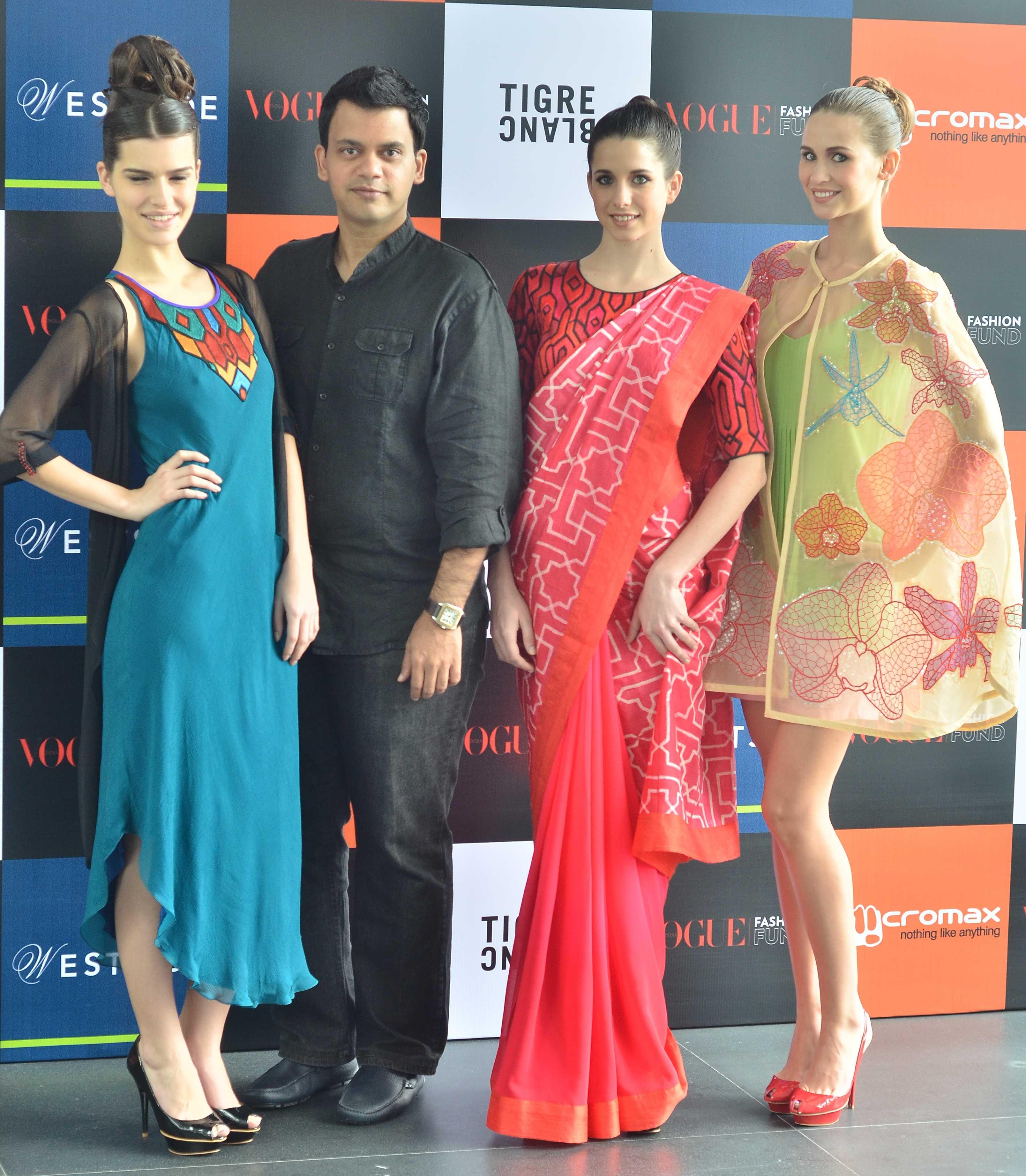 Vogue Fashion Fund semi-finalist Nachiket Barve