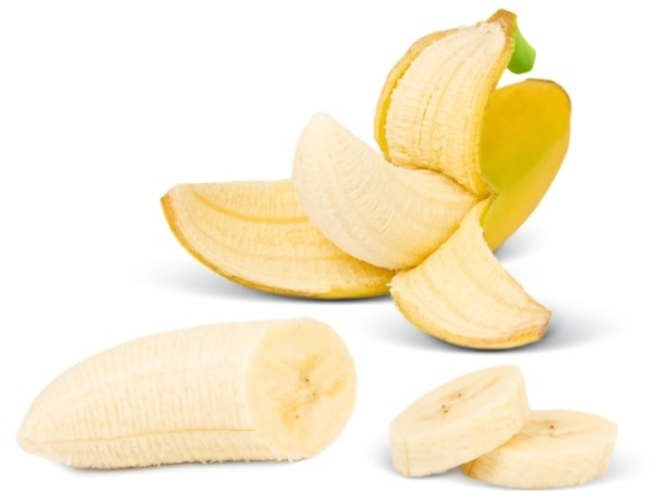 Healthy Food: Best Snack Under 100 Calories:Banana and chocolate: