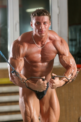 20 Upper Body Workouts for Men Cable lateral raise