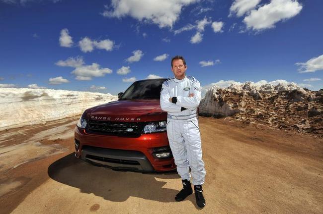 All-new Range Rover Sport