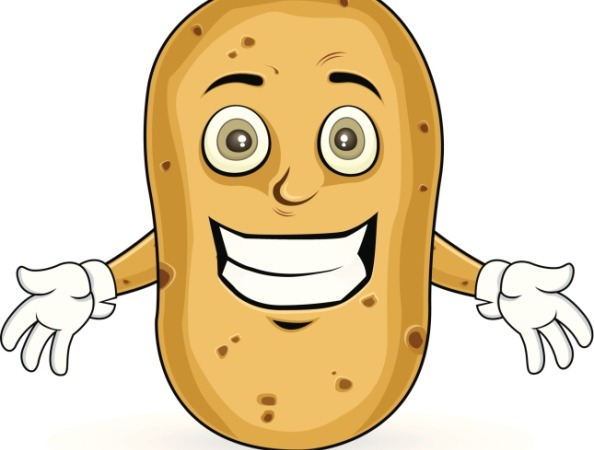 Laughing Fit: Jokes on Potatoes