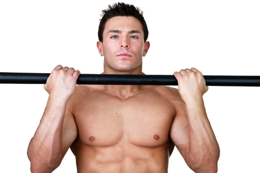20 Upper Body Workouts for Men Chin up