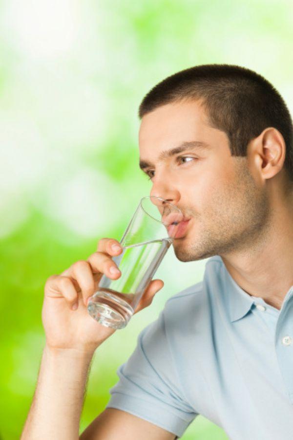 Sip warm water