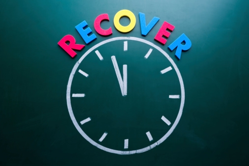 Bodybuilding Tips for Beginners # 14: Plan recovery time