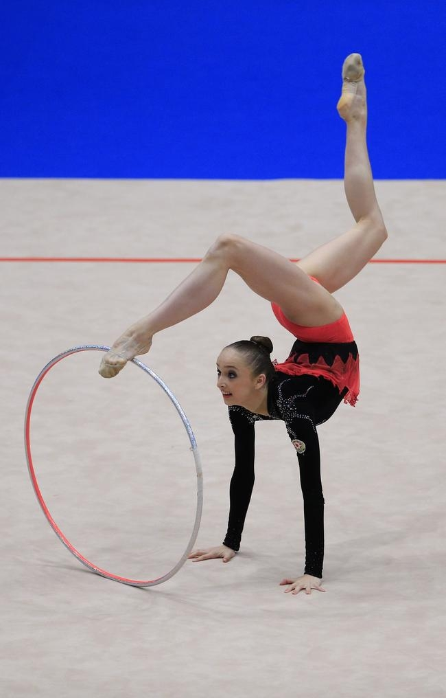 Rhythmic Gymnastics European Championships