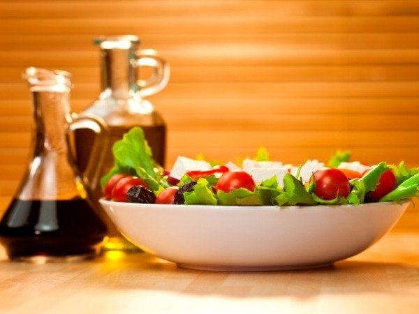 How to Eat Healthy: Salad dressing