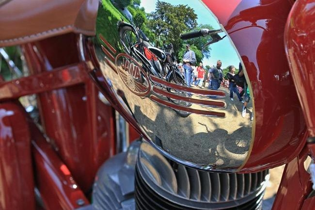 Historic Cars and Motorcycles