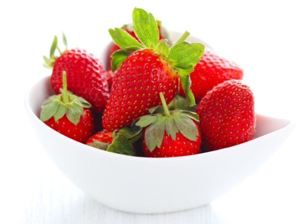 Healthy Foods: Foods Rich in Iron to Boost Heamoglobin: Strawberries