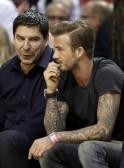 David Beckham, Marcelo Claure