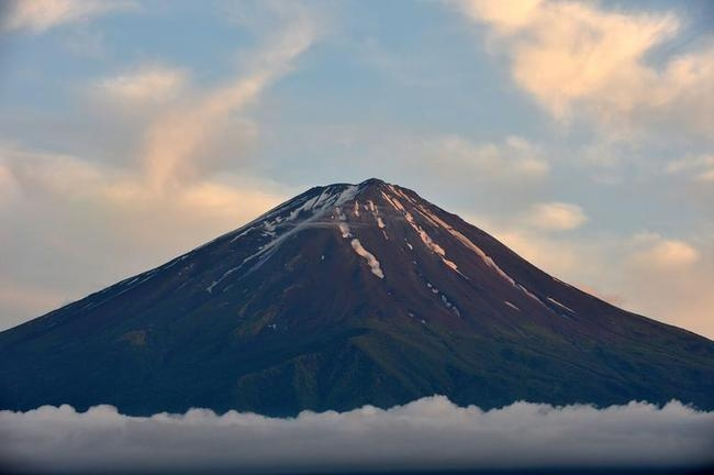 Breathtaking Mount Fuji