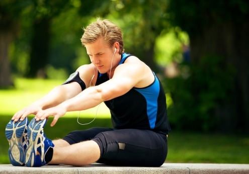 Bodybuilding Tips for Beginners # 7: Stretching is important