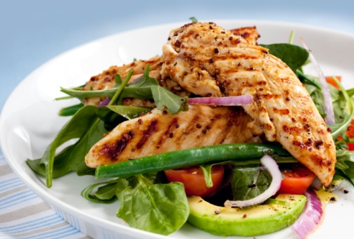 Fat Burning Tip # 4: Load up on protein