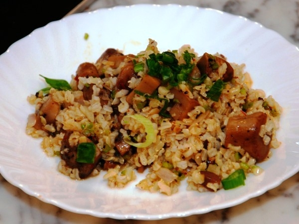 Healthy Foods: Foods Rich in Iron to Boost Heamoglobin: Brown rice
