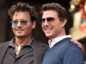 Johnny Depp, Tom Cruise