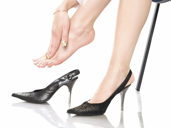 Temptation to Avoid for Good Health # 10: Loving heels