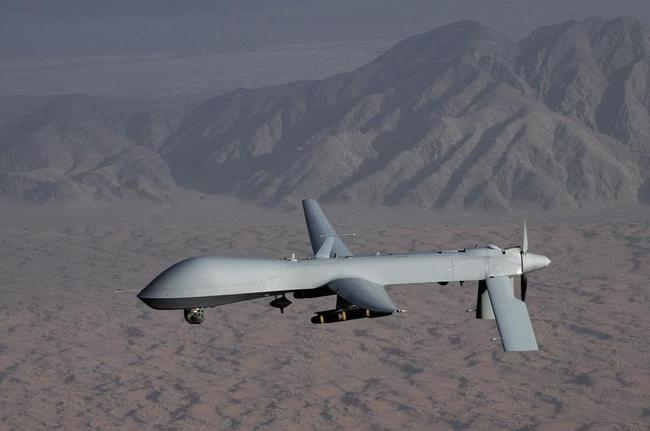 US Predator Unmanned Drone