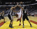 San Antonio Spurs v Miami Heat - Game 7