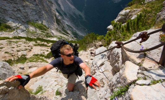 Workouts: 20 Best Home Workouts : Mountain Climber