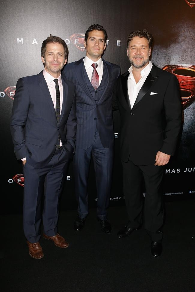 """""""Man Of Steel"""" Australian Premiere - Arrivals"""