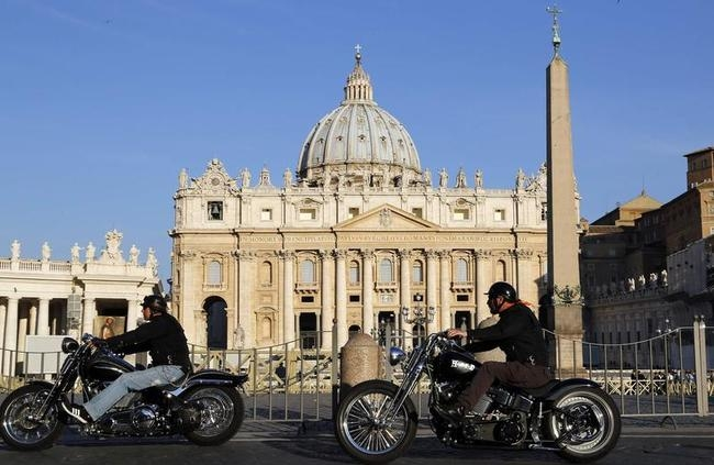 Harley Anniversary Party in Rome