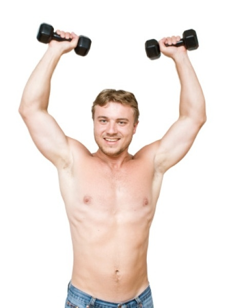 Workouts: 20 Best Home Workouts : Full circle lateral raises