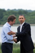 G8 Summit: Candid Moments of World