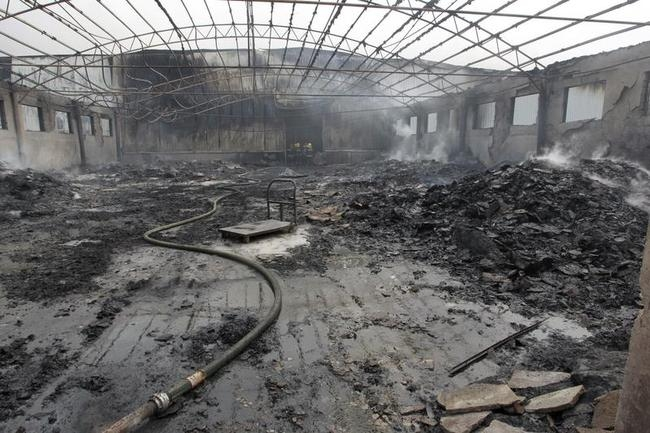 Poultry Slaughterhouse Fire Kills 119 in China