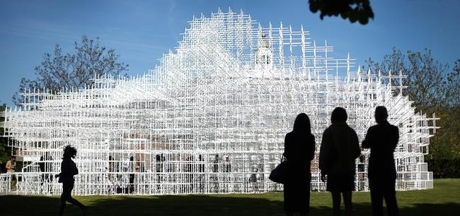 The Serpentine Gallery Pavilion 2013