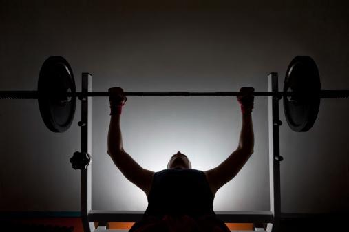 20 Upper Body Workouts for Men Push press