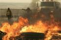 Dangerous Wildfire in California: PICS