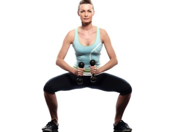 Workouts: 20 Best Home Workouts : Plie Squats