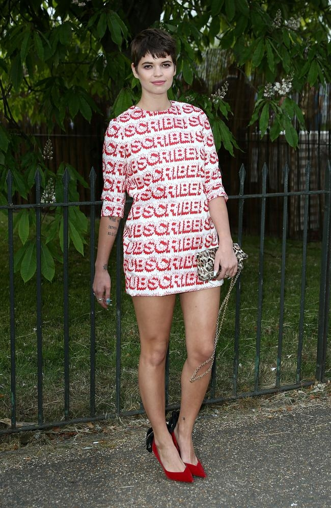 What Celebs Wore at Serpentine Party