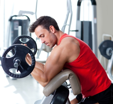 Bodybuilding Tips for Beginners # 17: Different weights with various repeats