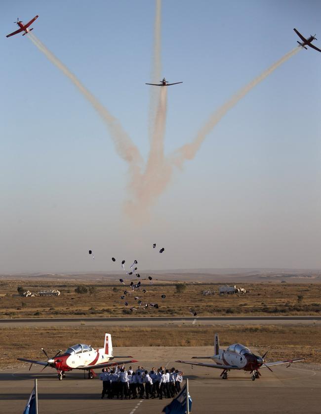 Israeli Air Force Graduation Ceremony
