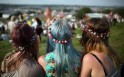 Glastonbury Music Festival 2013
