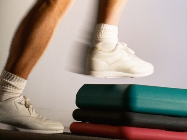 Workouts: 20 Best Home Workouts: Step ups