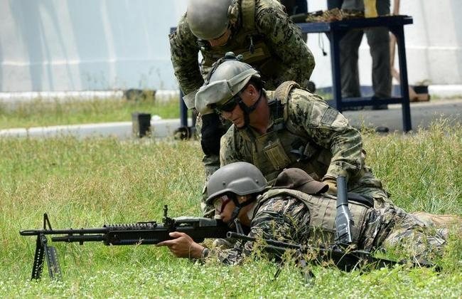 Philippine-US Military Exercise