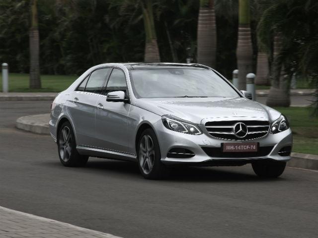 2013 Mercedes-Benz E-Class: First Drive