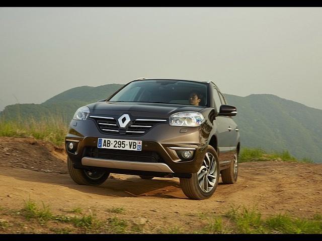 2013 Renault Koleos