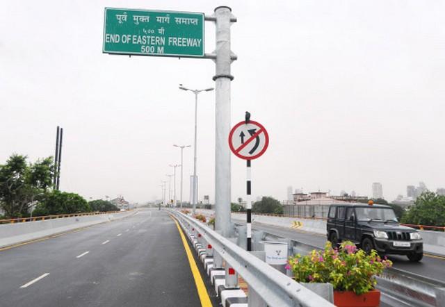 Eastern Freeway