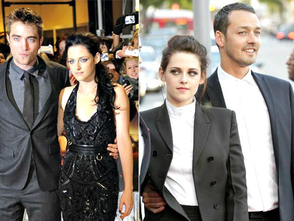 Kristen Stewart, Robert Pattinson & Rupert Sanders