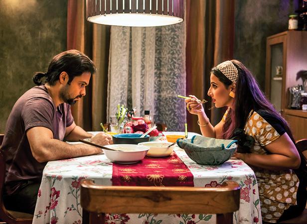 Emraan Hashmi, Vidya Balan