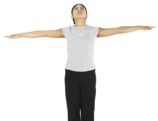 large arm circle